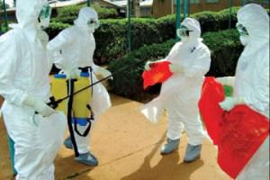 Sawyer: Lagos matron shows Ebola symptoms